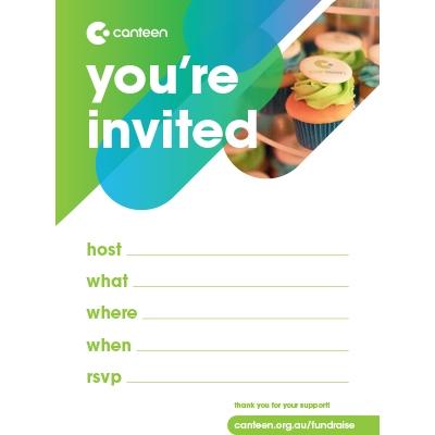 Invite Poster