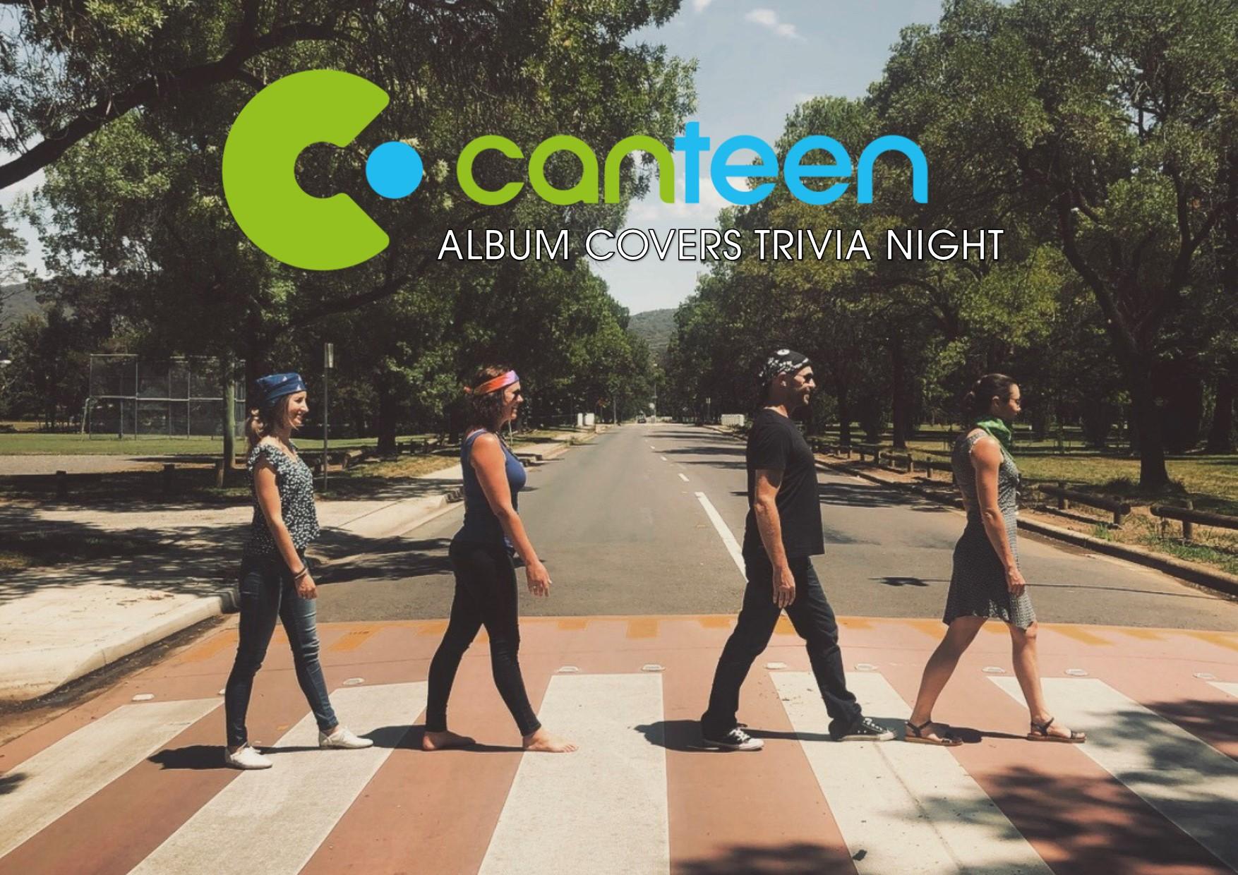 Album Covers Trivia Night